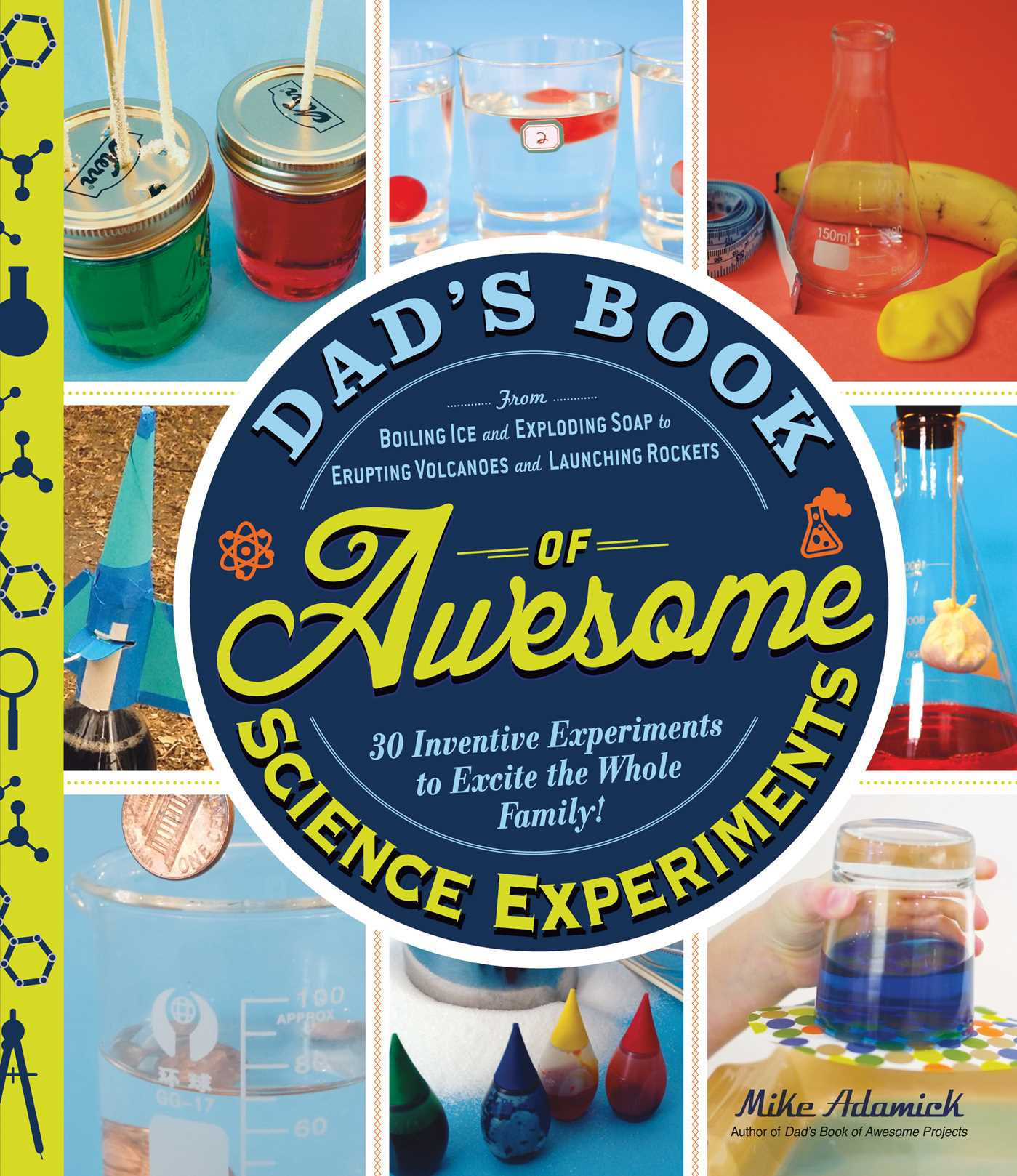 Dads book of awesome science experiments 9781440570773 hr