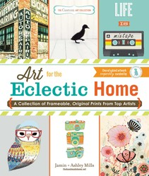 The Custom Art Collection - Art for the Eclectic Home