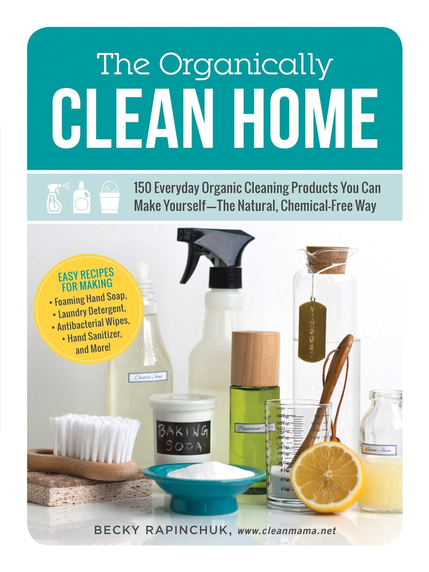 The organically clean home 9781440572517 hr