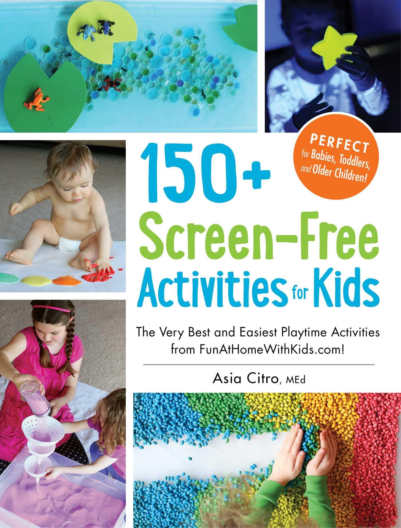 150 screen free activities for kids 9781440576157 hr