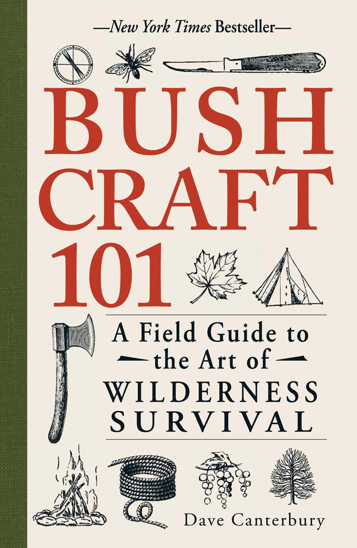 Bushcraft 101 9781440579776 hr