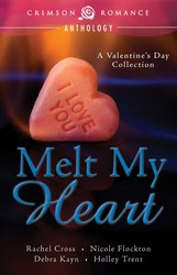 Melt My Heart book cover
