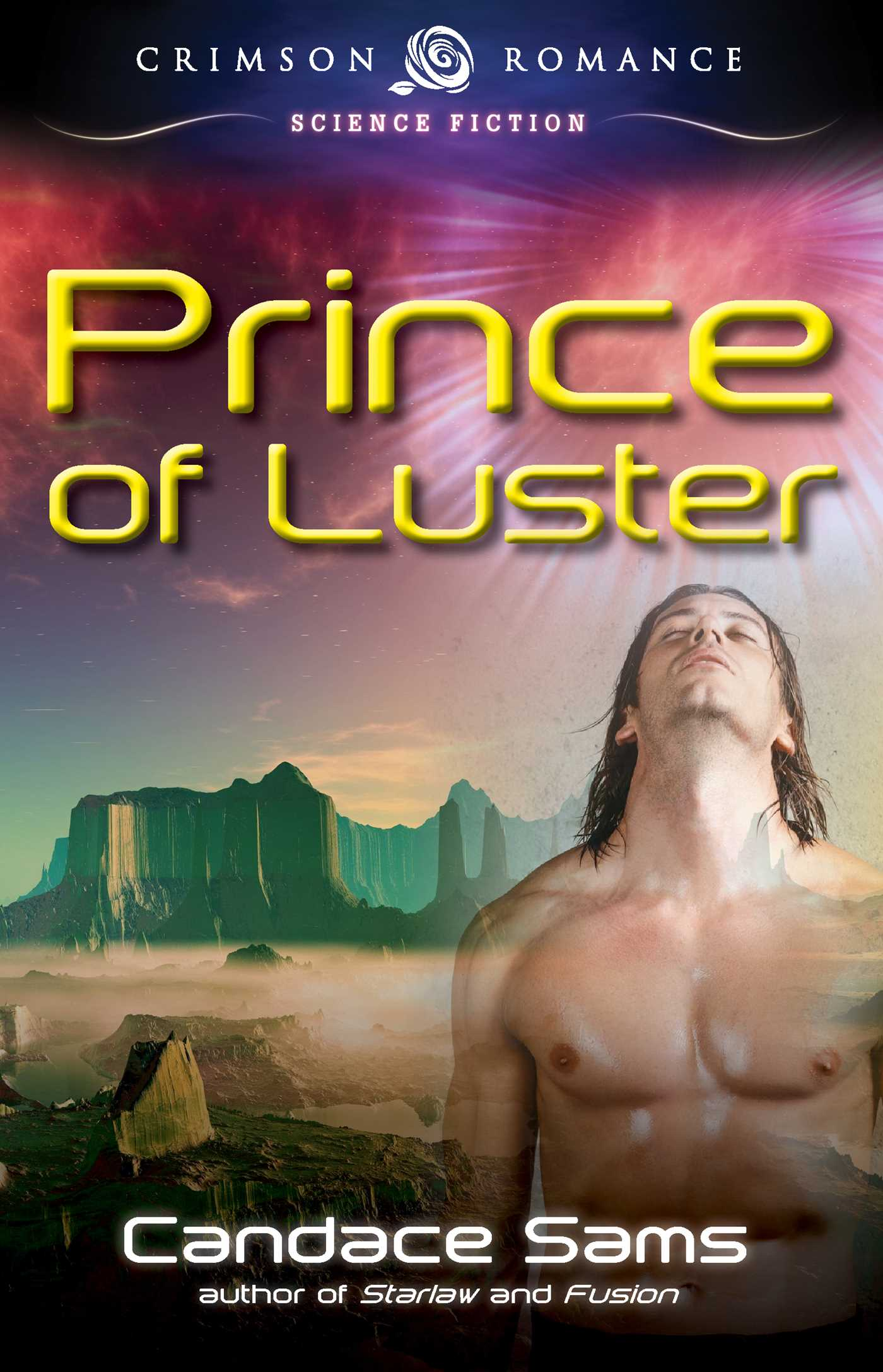 Prince of luster 9781440581915 hr