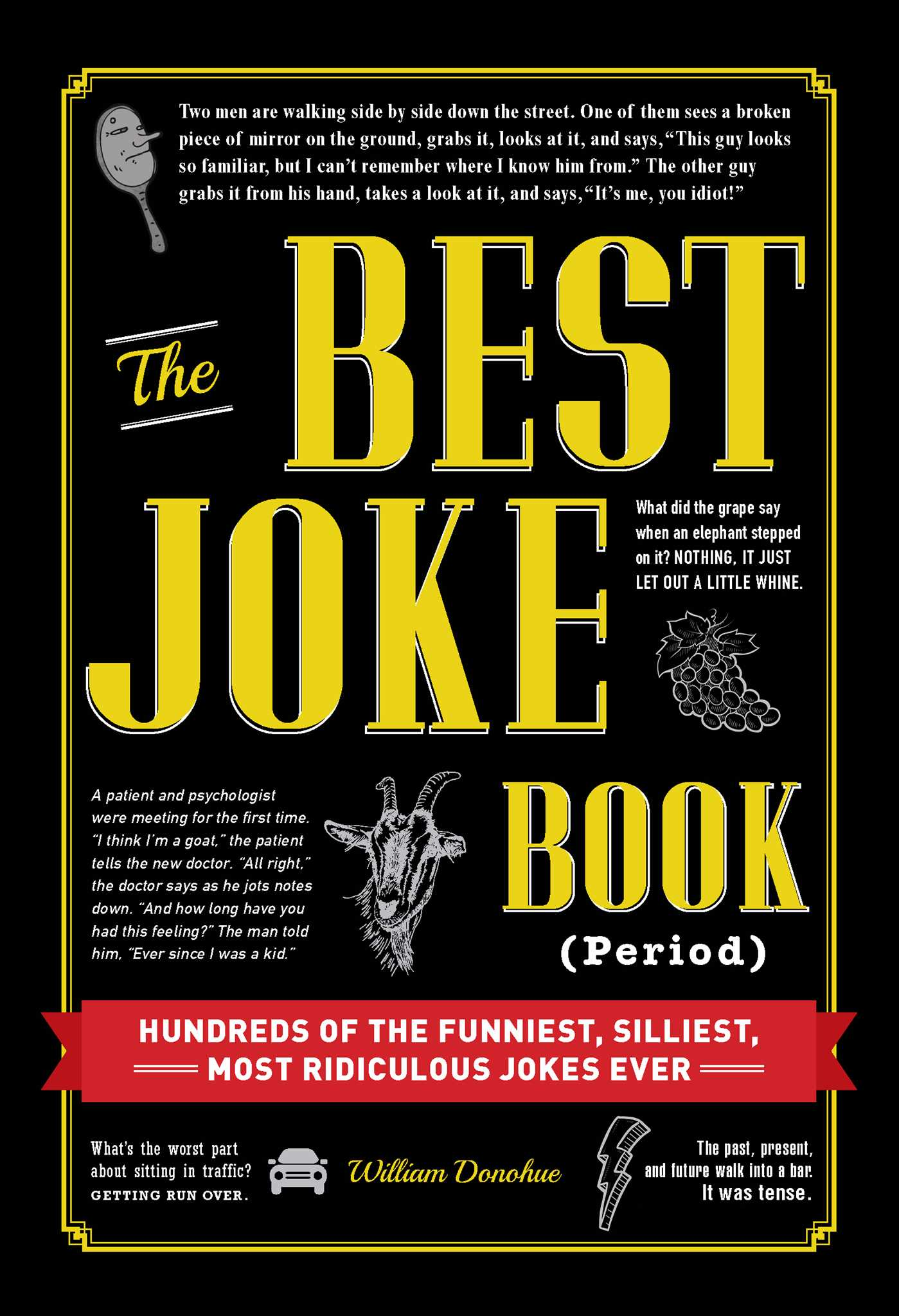 The Best Of The Worst: The Best Joke Book (Period)