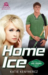 Home Ice book cover