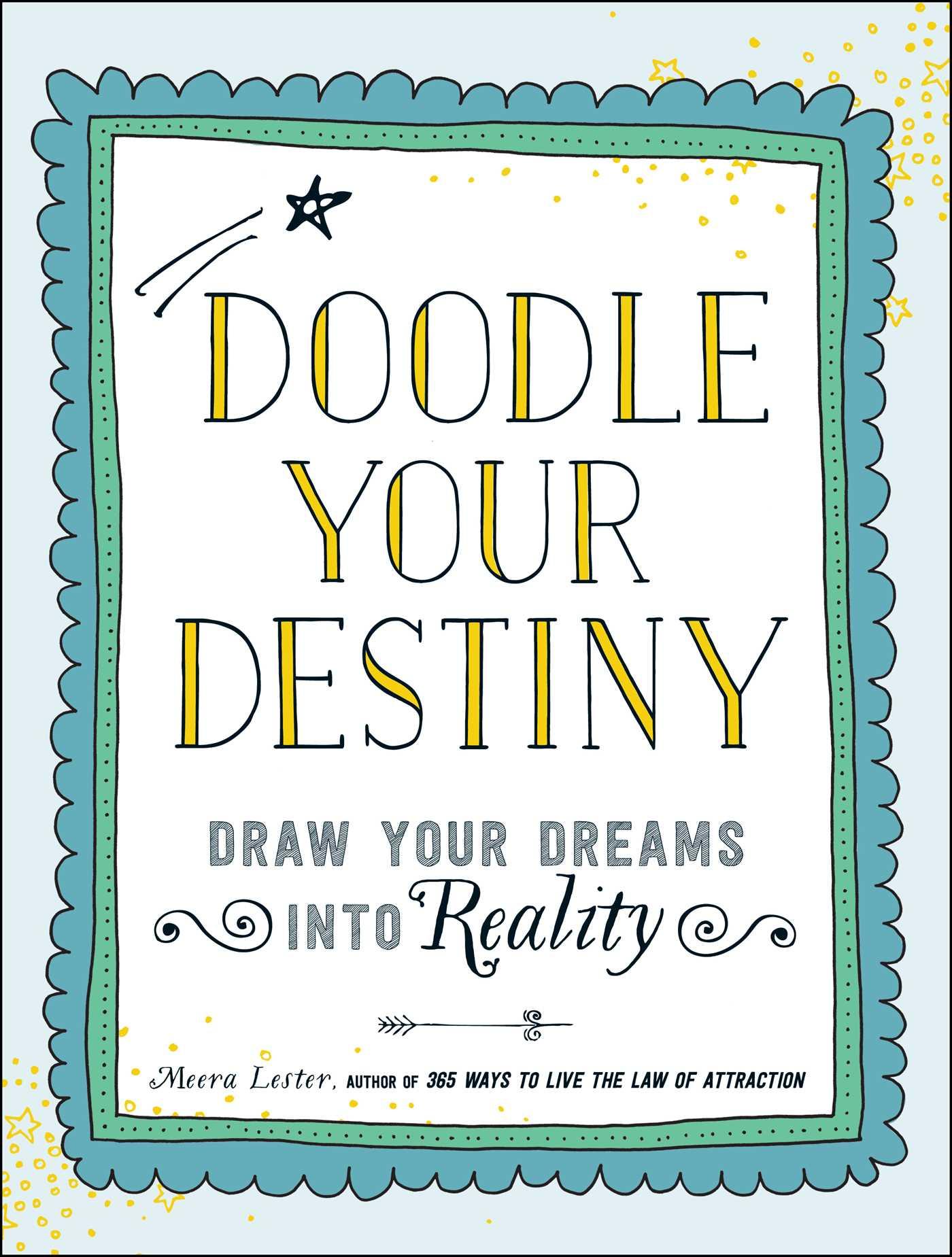 Doodle your destiny 9781440586514 hr