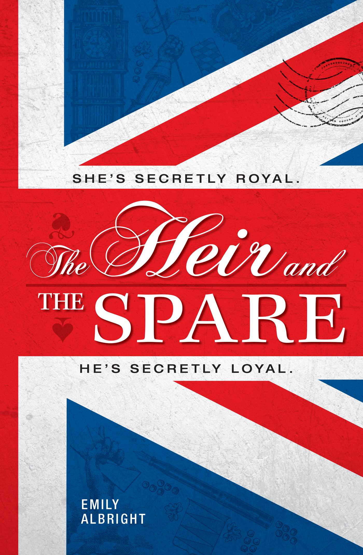 The heir and the spare 9781440590115 hr