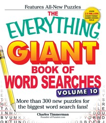 The Everything Giant Book of Word Searches, Volume 10