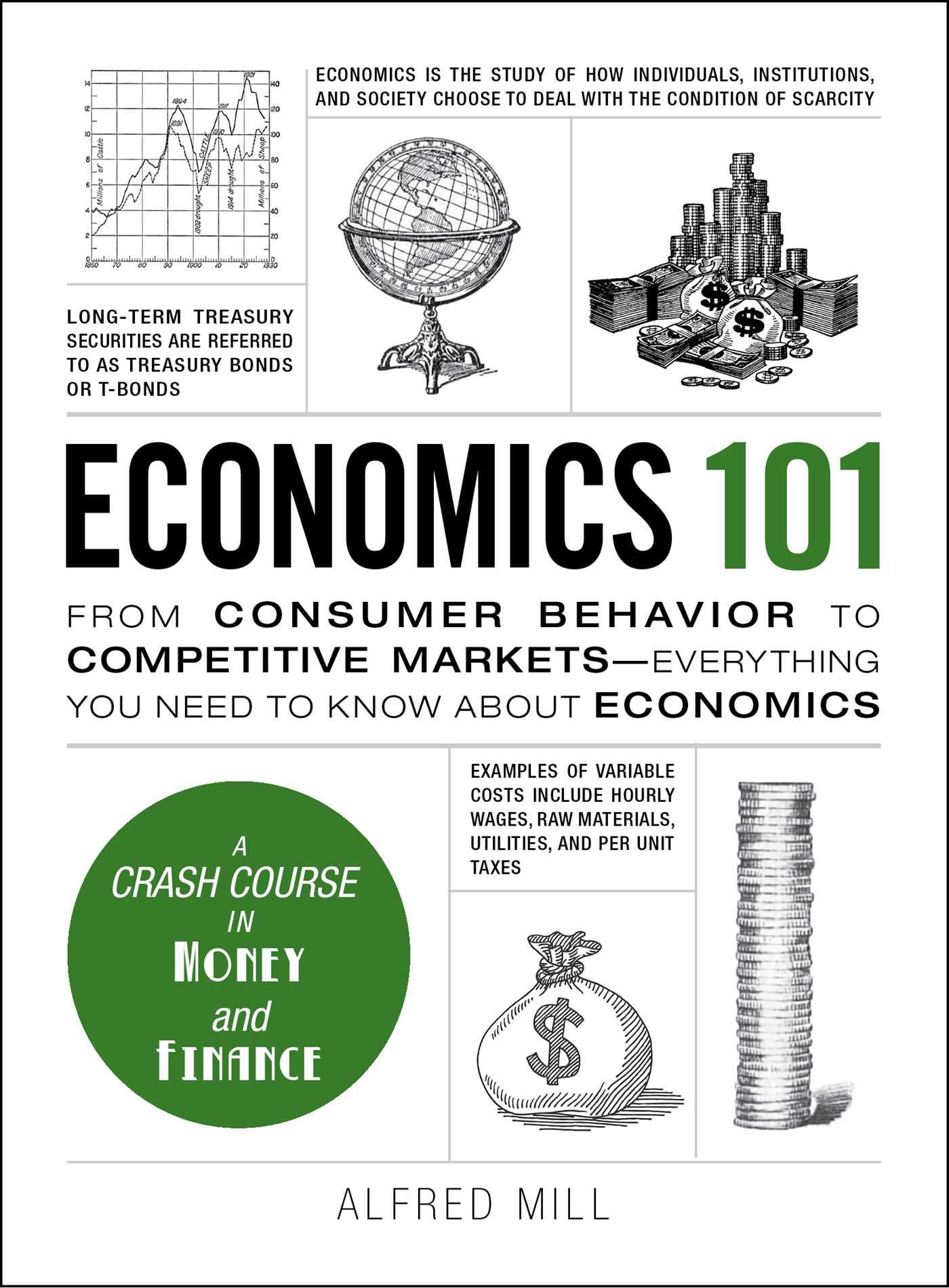 Economics 101 | Book by Alfred Mill | Official Publisher