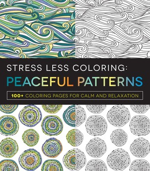 Buy Stress Less Coloring – Peaceful Patterns