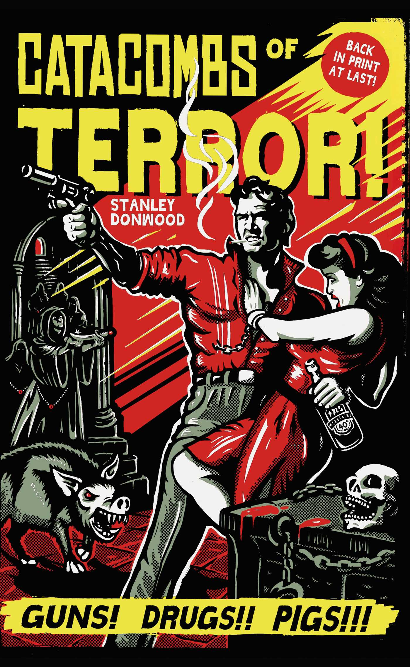 Catacombs of terror 9781440596698 hr