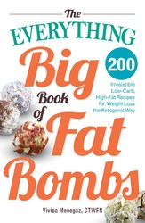 Buy The Everything Big Book of Fat Bombs