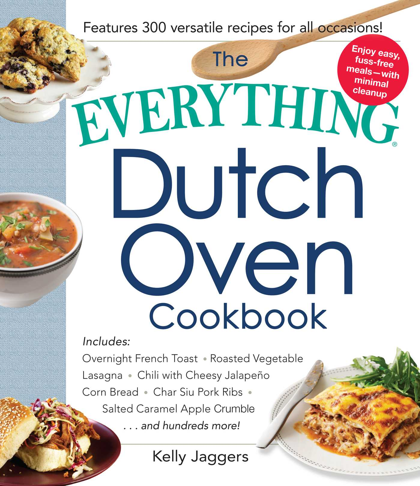 The everything dutch oven cookbook book by kelly jaggers the everything dutch oven cookbook 9781440597619 hr forumfinder Images