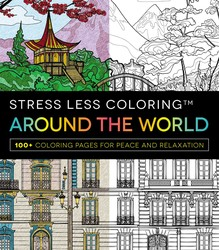 Stress Less Coloring List Of Books By Adams Media And Jim Gogarty