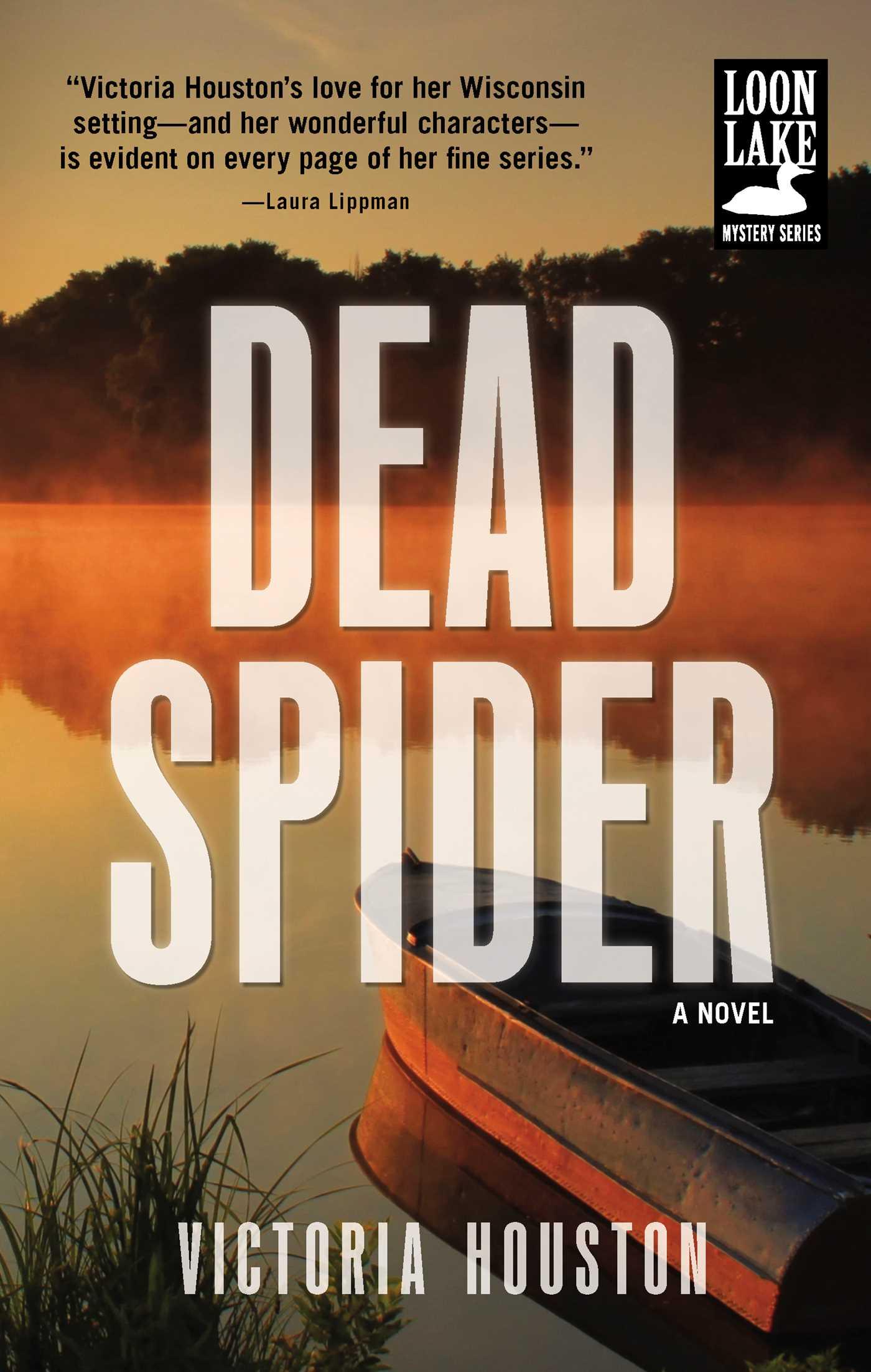 Dead spider 9781440598807 hr