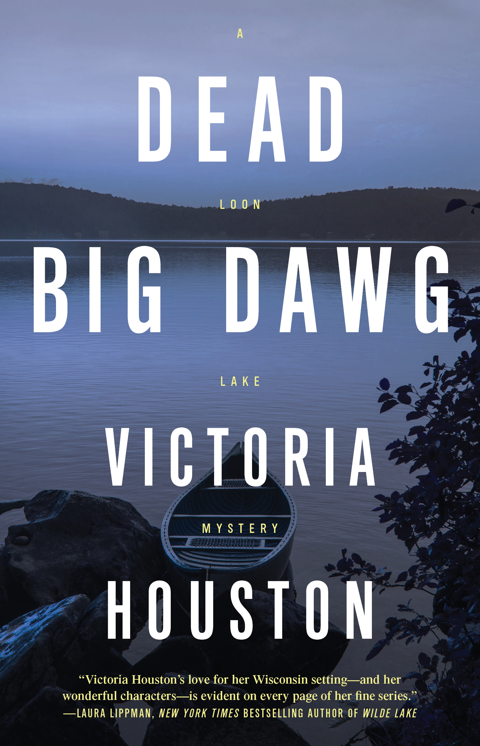 Dead Big Dawg | Book by Victoria Houston | Official