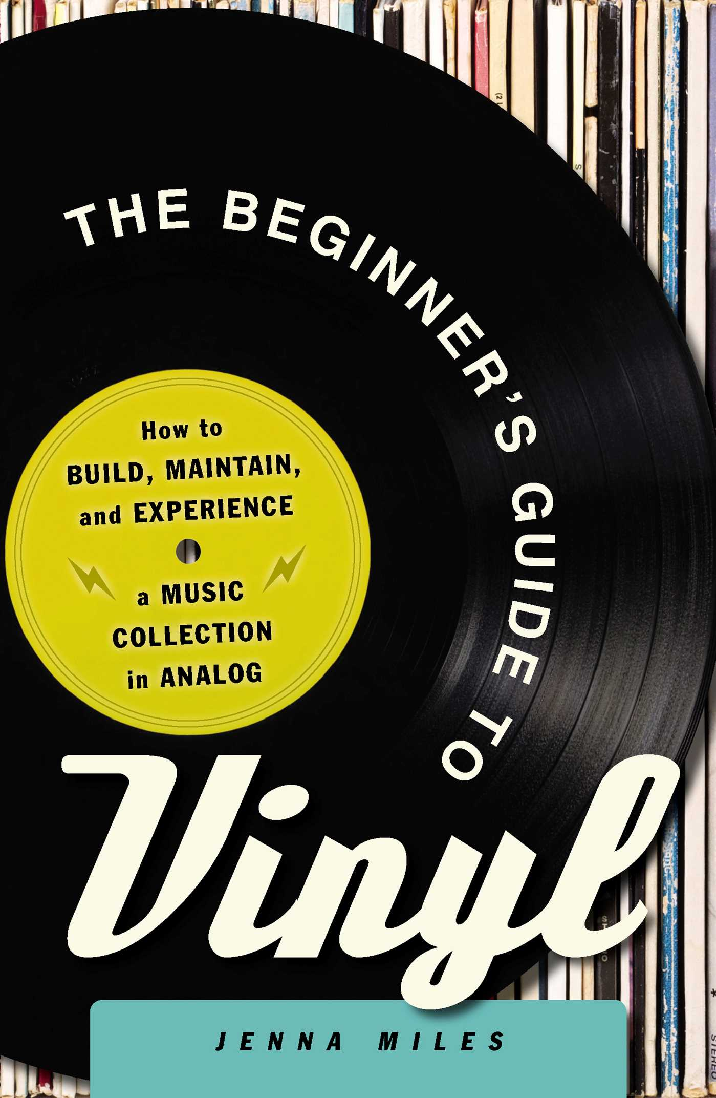 The Beginner S Guide To Vinyl Ebook By Jenna Miles