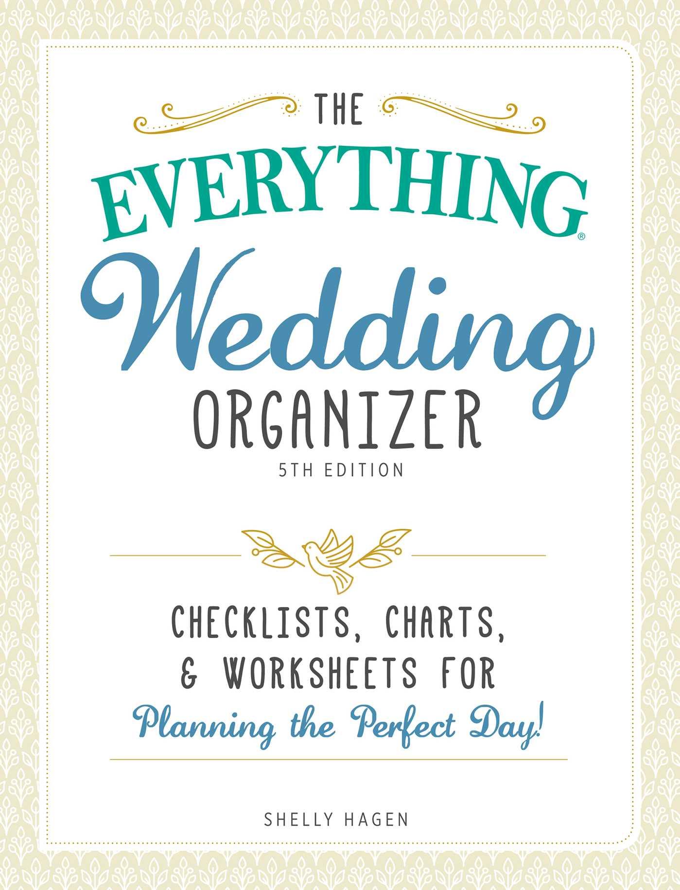 The everything wedding organizer 9781440598999 hr