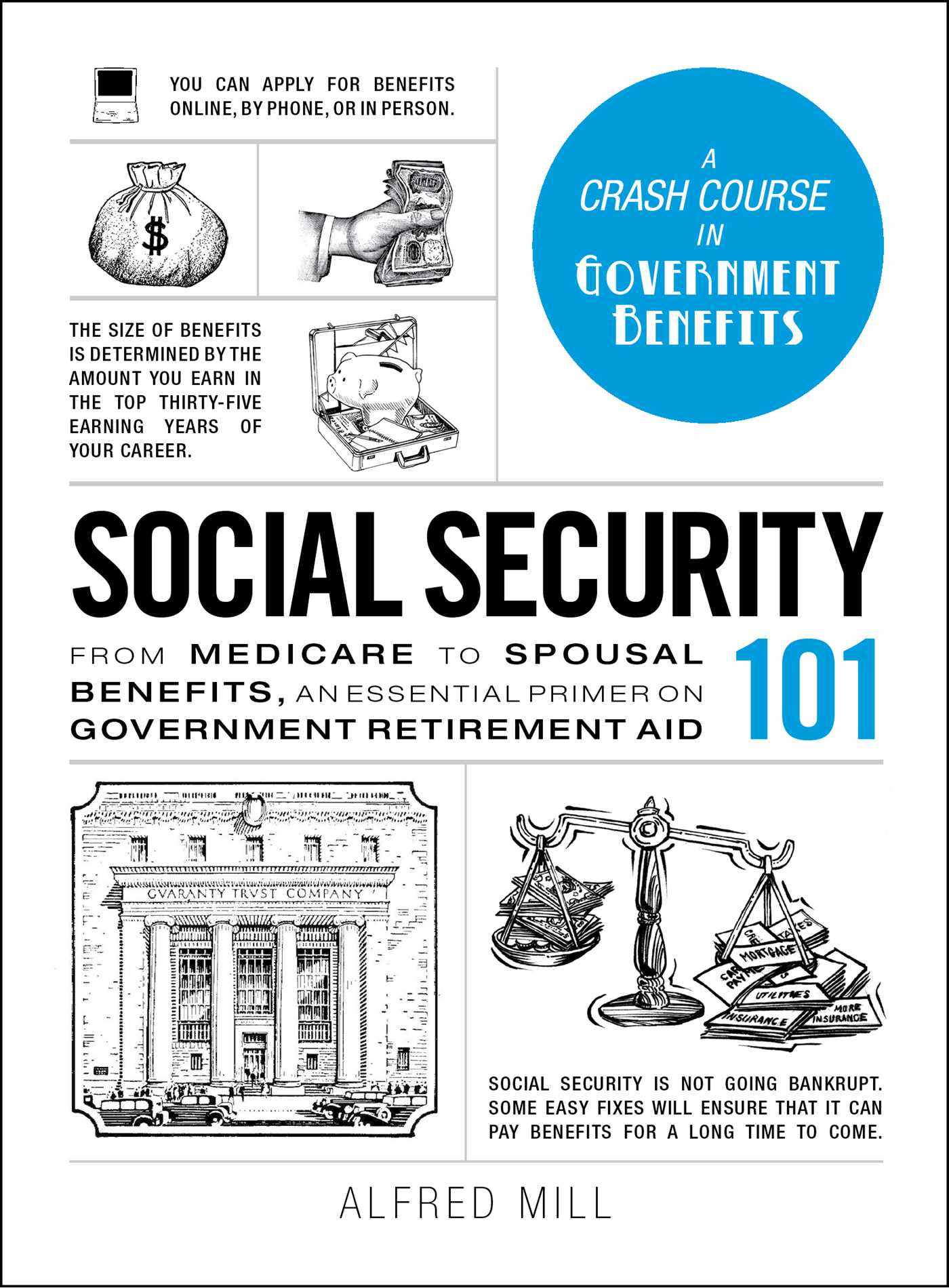 The united states cover up of the bankruptcy of medicare and the social security