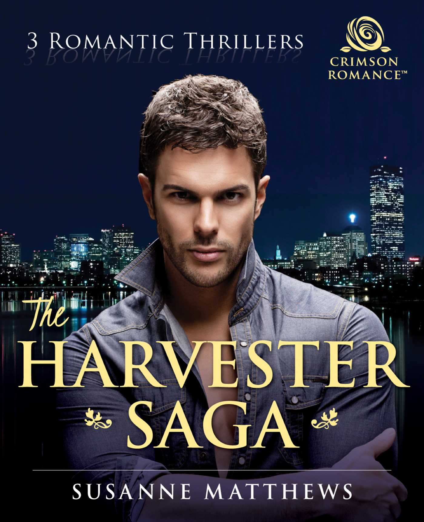 The harvester saga 9781440599637 hr