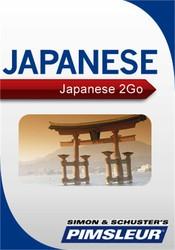 Pimsleur Japanese 2Go