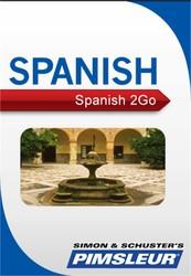 Pimsleur Spanish 2Go