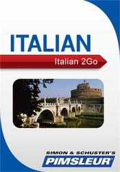 Pimsleur Italian 2Go
