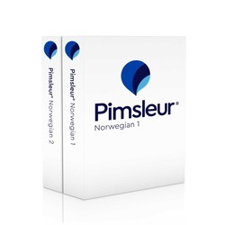 Pimsleur Norwegian Levels 1-2 CD