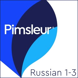 Pimsleur Russian Levels 1-3