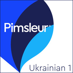 Pimsleur Ukrainian Level 1