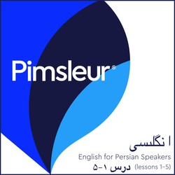 Pimsleur English for Persian (Farsi) Speakers Level 1 Lessons  1-5 MP3