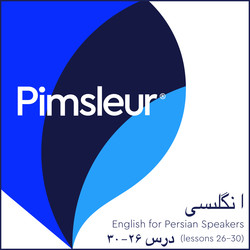 Pimsleur English for Persian (Farsi) Speakers Level 1 Lessons 26-30