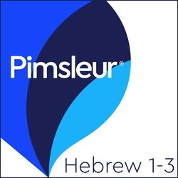 Pimsleur Hebrew Levels 1-3