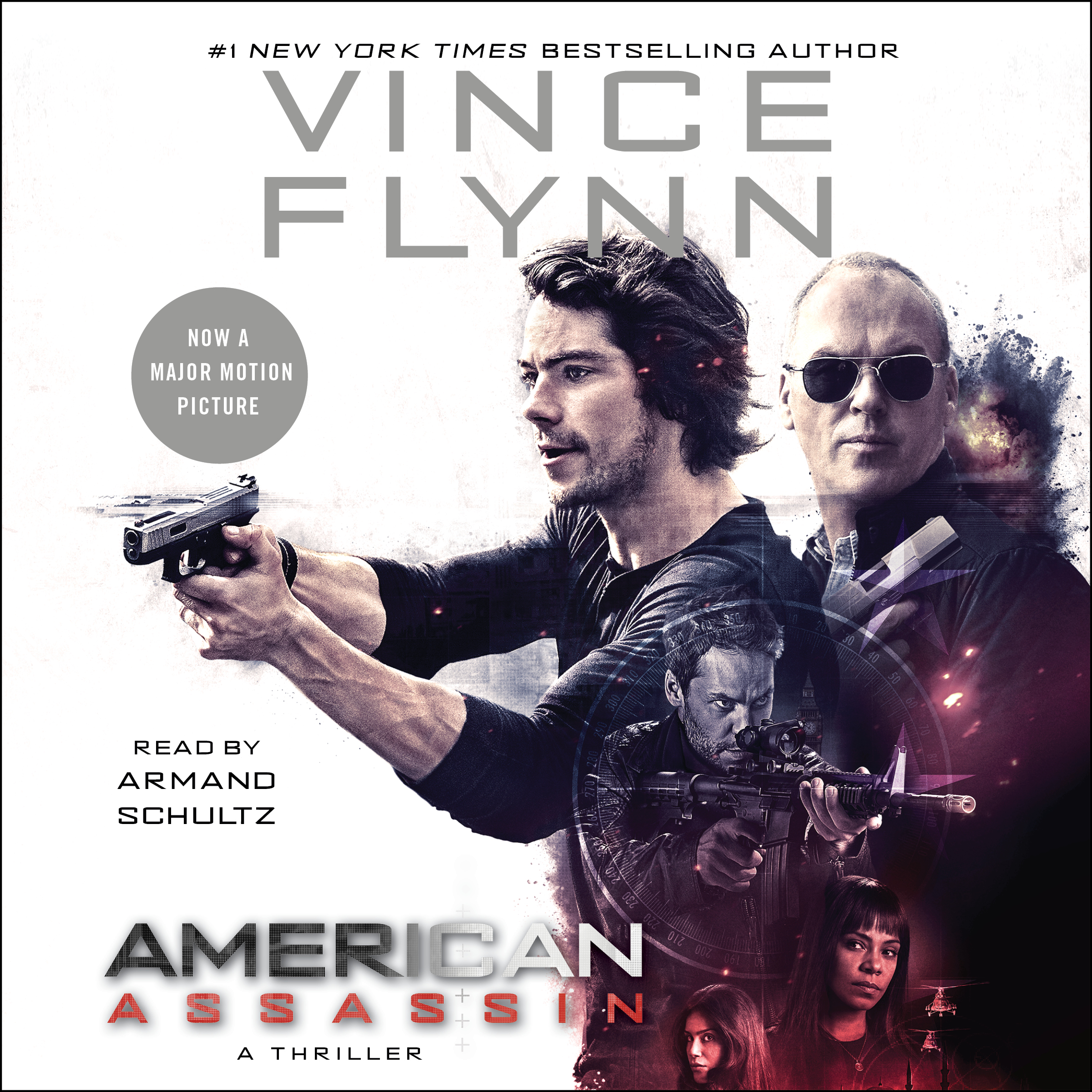 American assassin 9781442335219 hr