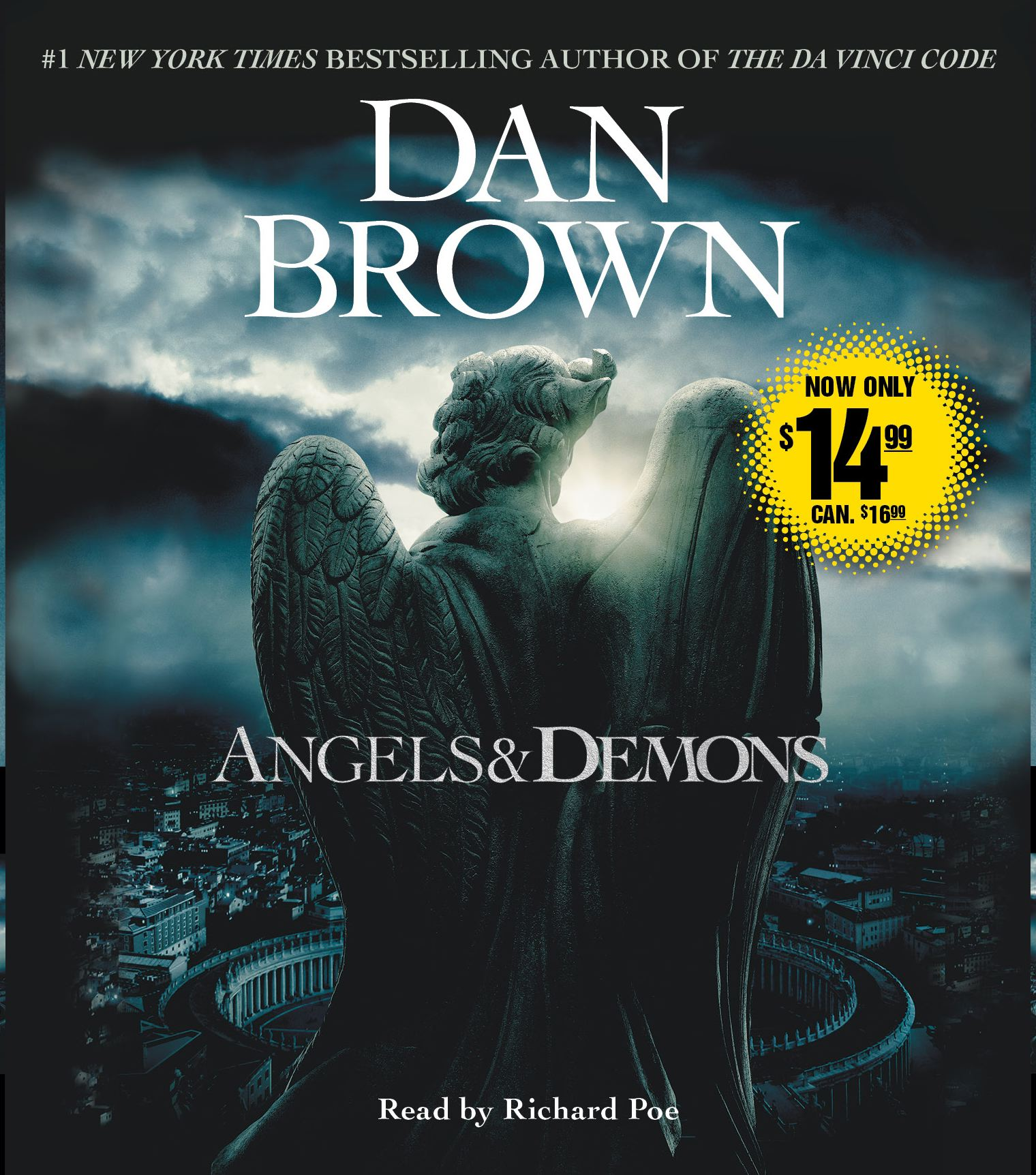 Angels demons 9781442338111 hr