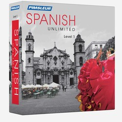 Pimsleur Spanish Level 1 Unlimited Software