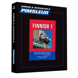Pimsleur Finnish Level 1 CD