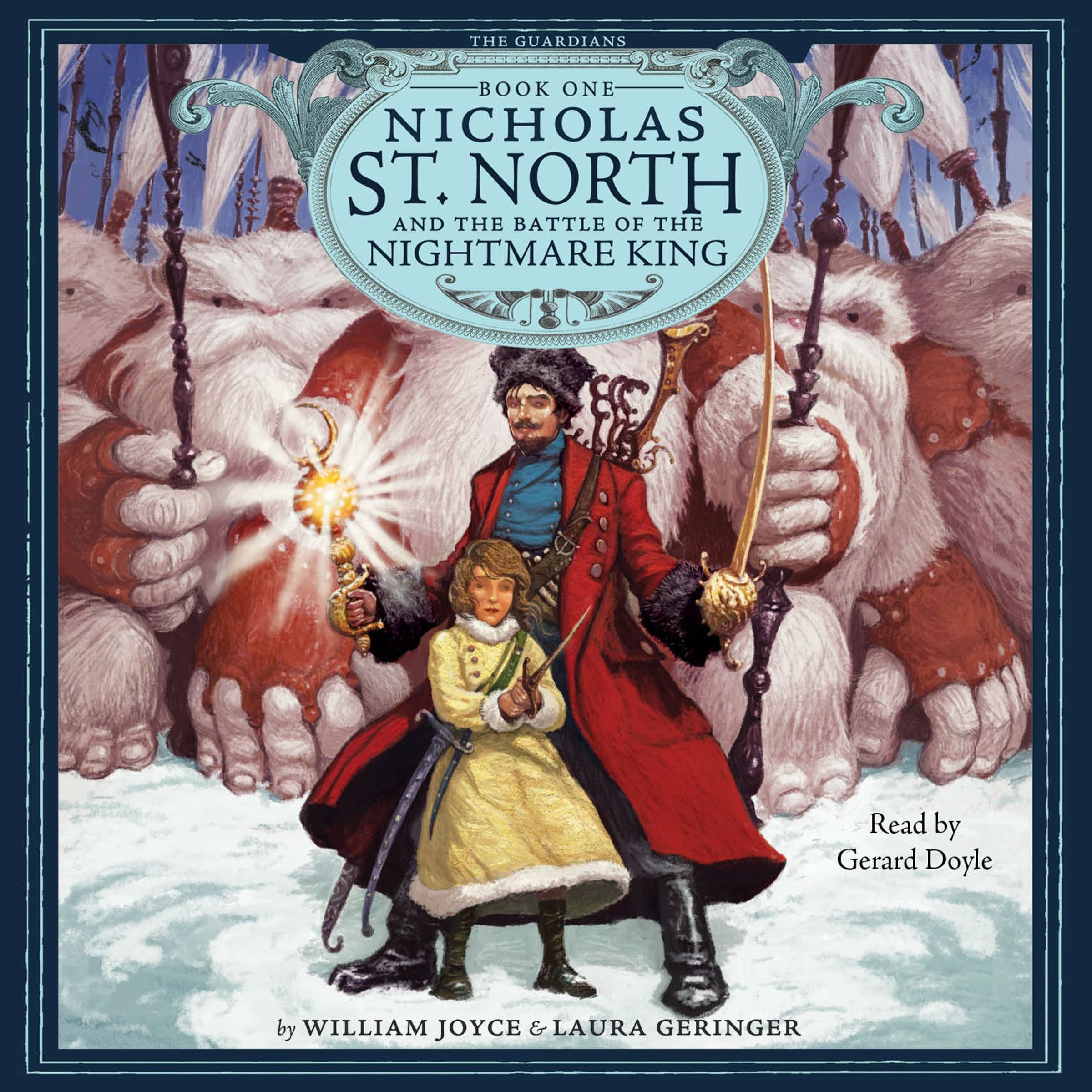 Nicholas st north and the battle of the king 9781442348011 hr