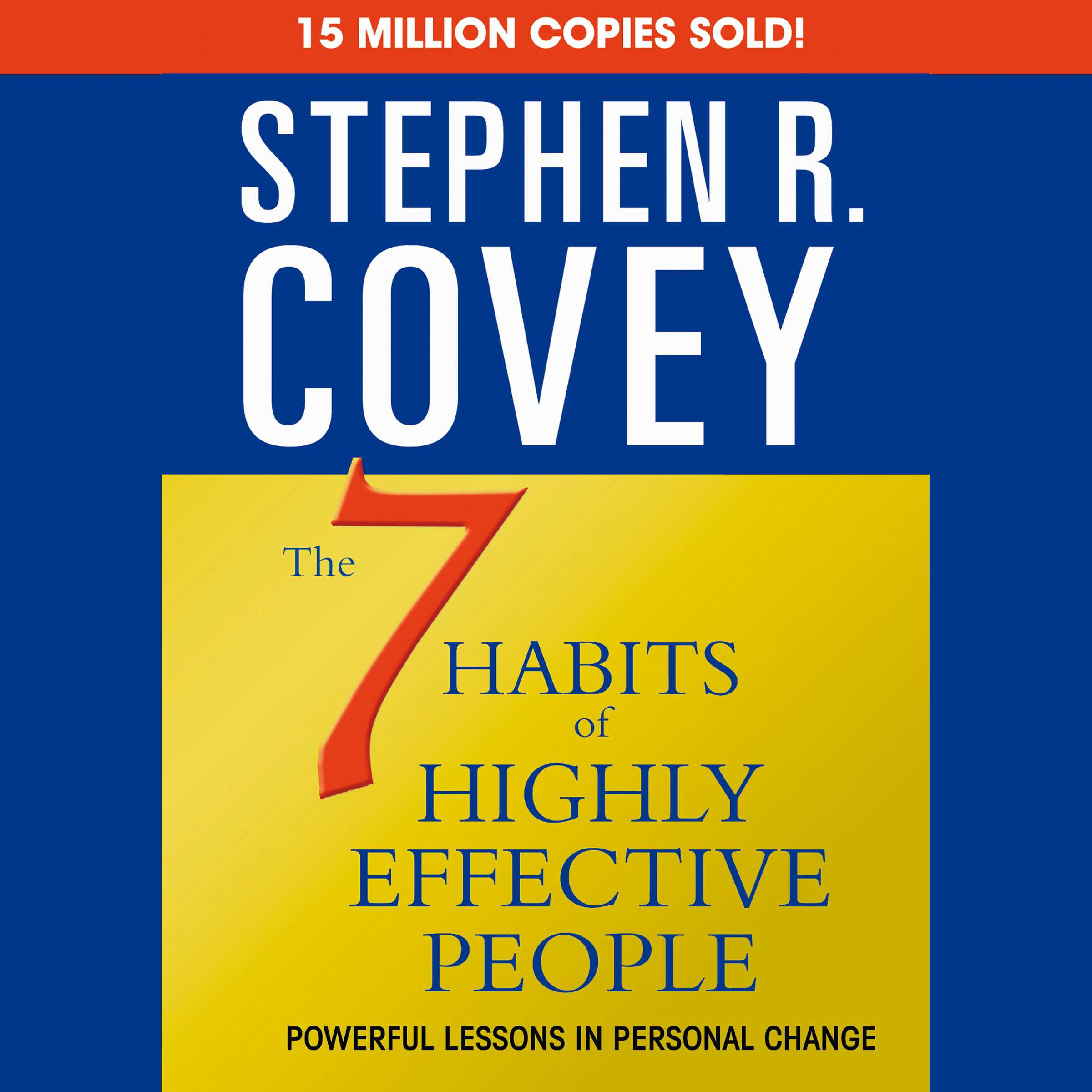 Book summary of the day 7 habits of highly effective people by.
