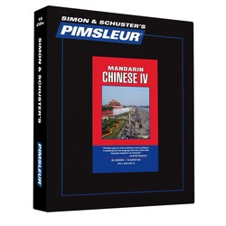 Pimsleur Chinese (Mandarin) Level 4 CD