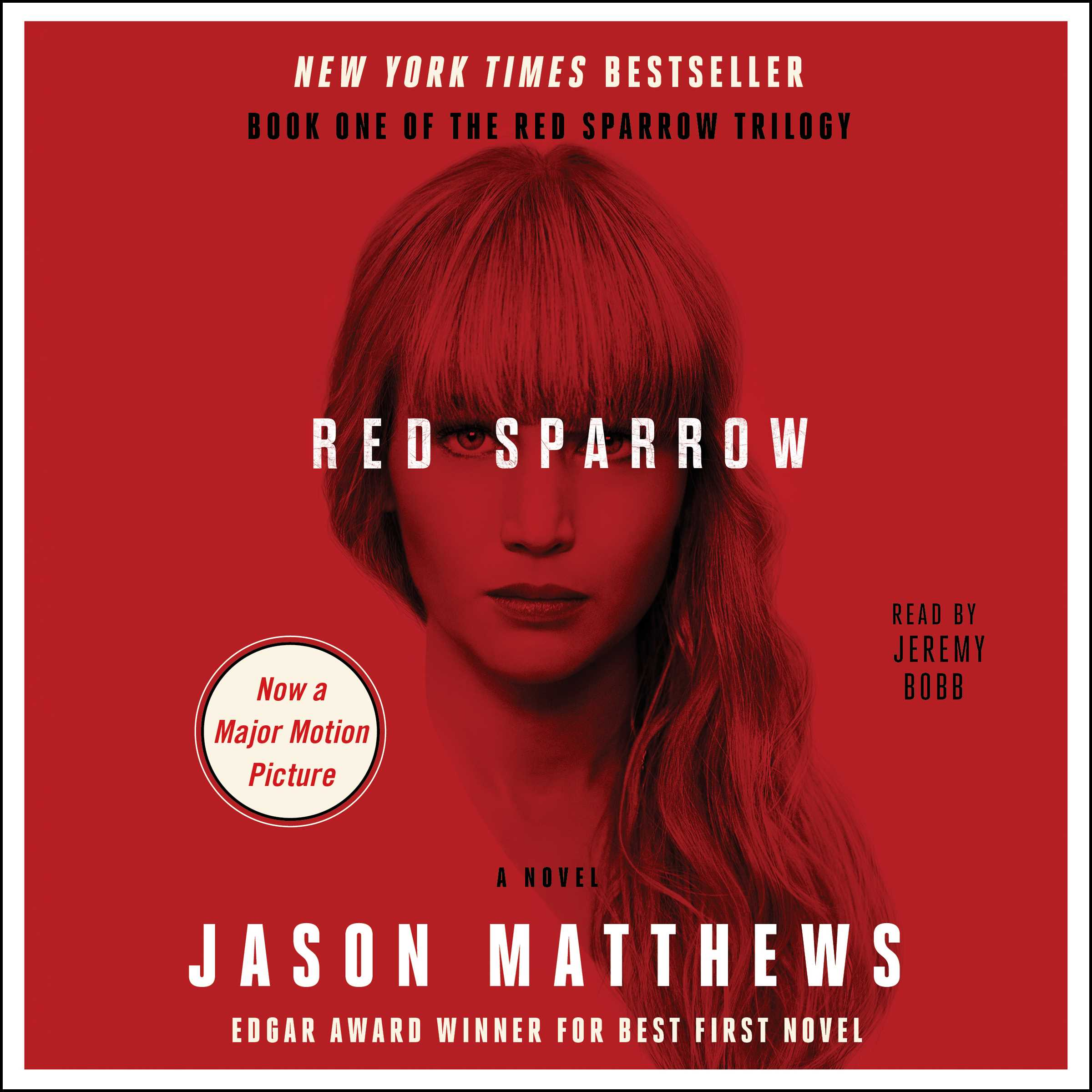 Red Sparrow Audiobook by Jason Matthews, Jeremy Bobb | Official Publisher  Page