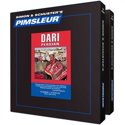 Pimsleur Dari Persian Levels 1-2 CD