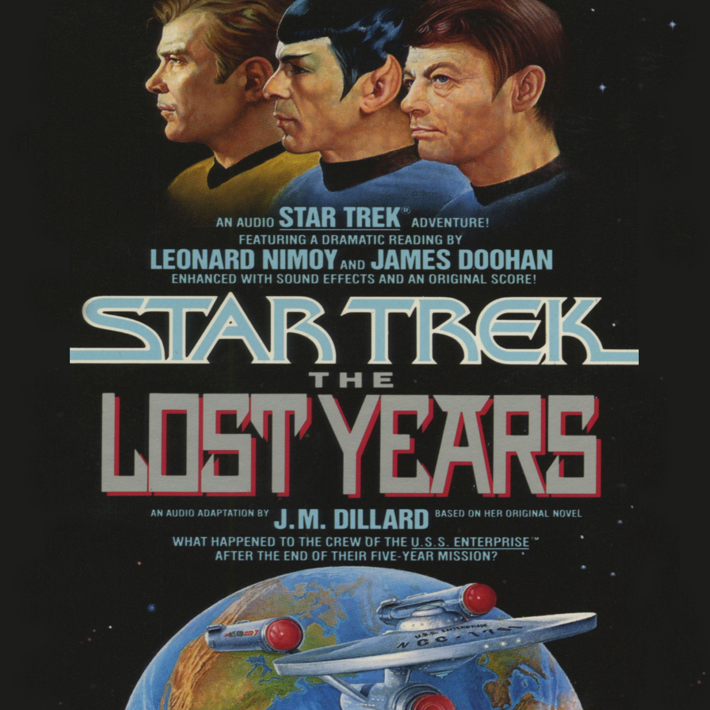 Star trek x the lost years 9781442368262 hr