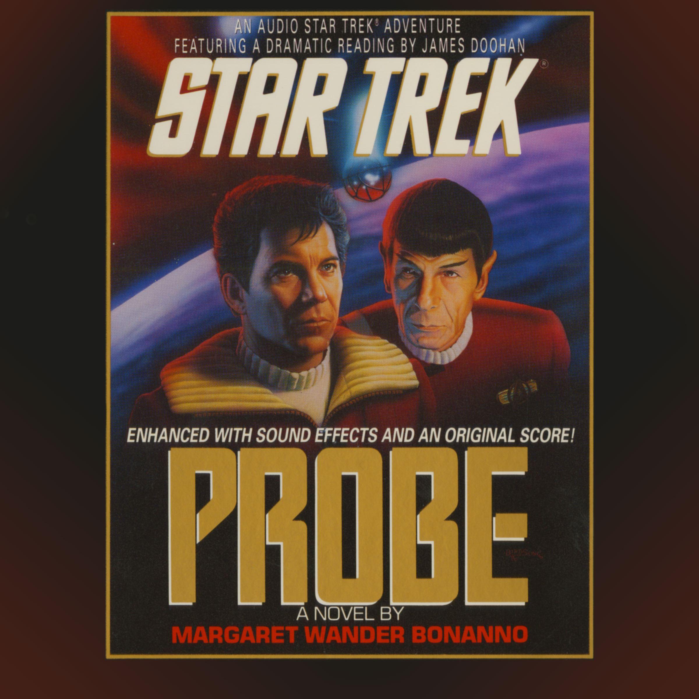 Star trek probe 9781442368323 hr