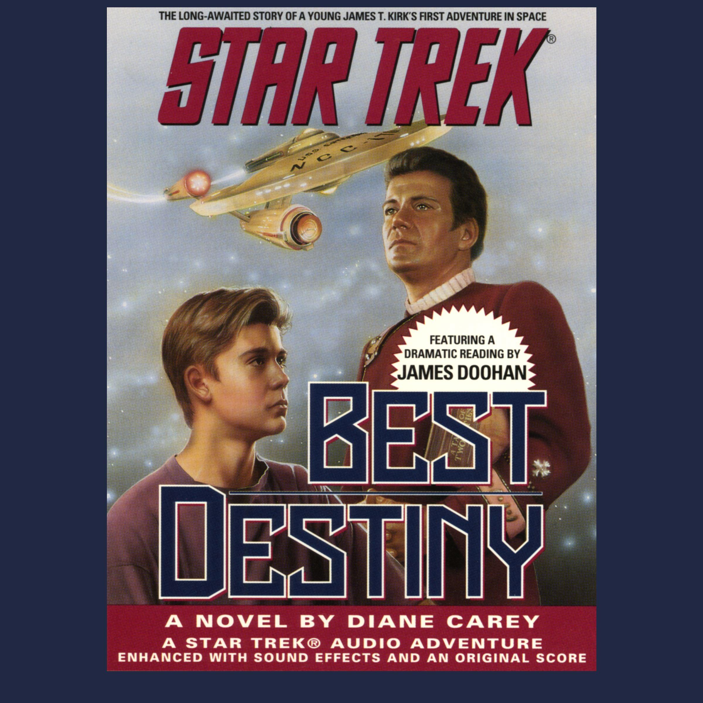 Star trek best destiny 9781442368330 hr