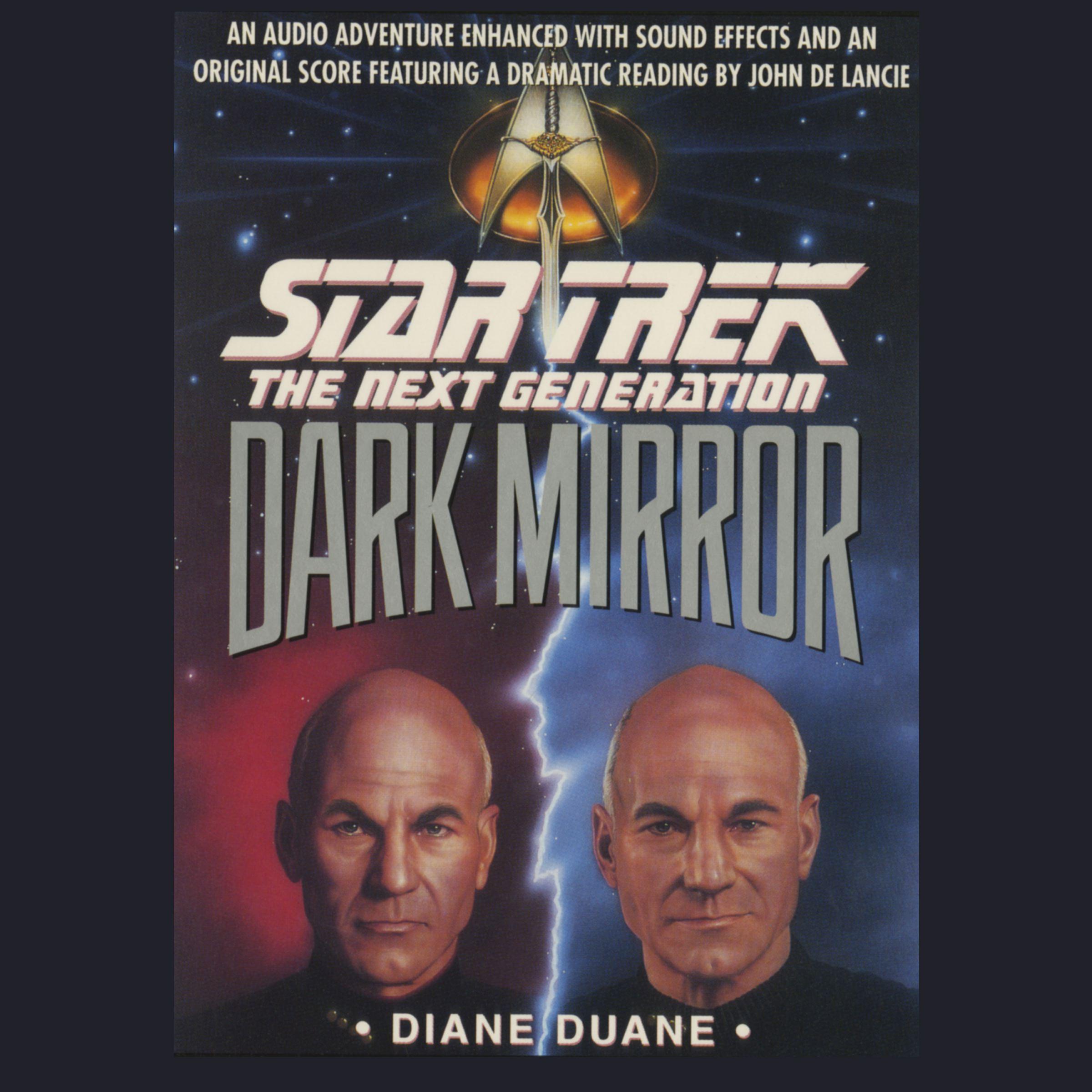 Star trek the next generation the dark mirror 9781442368347 hr