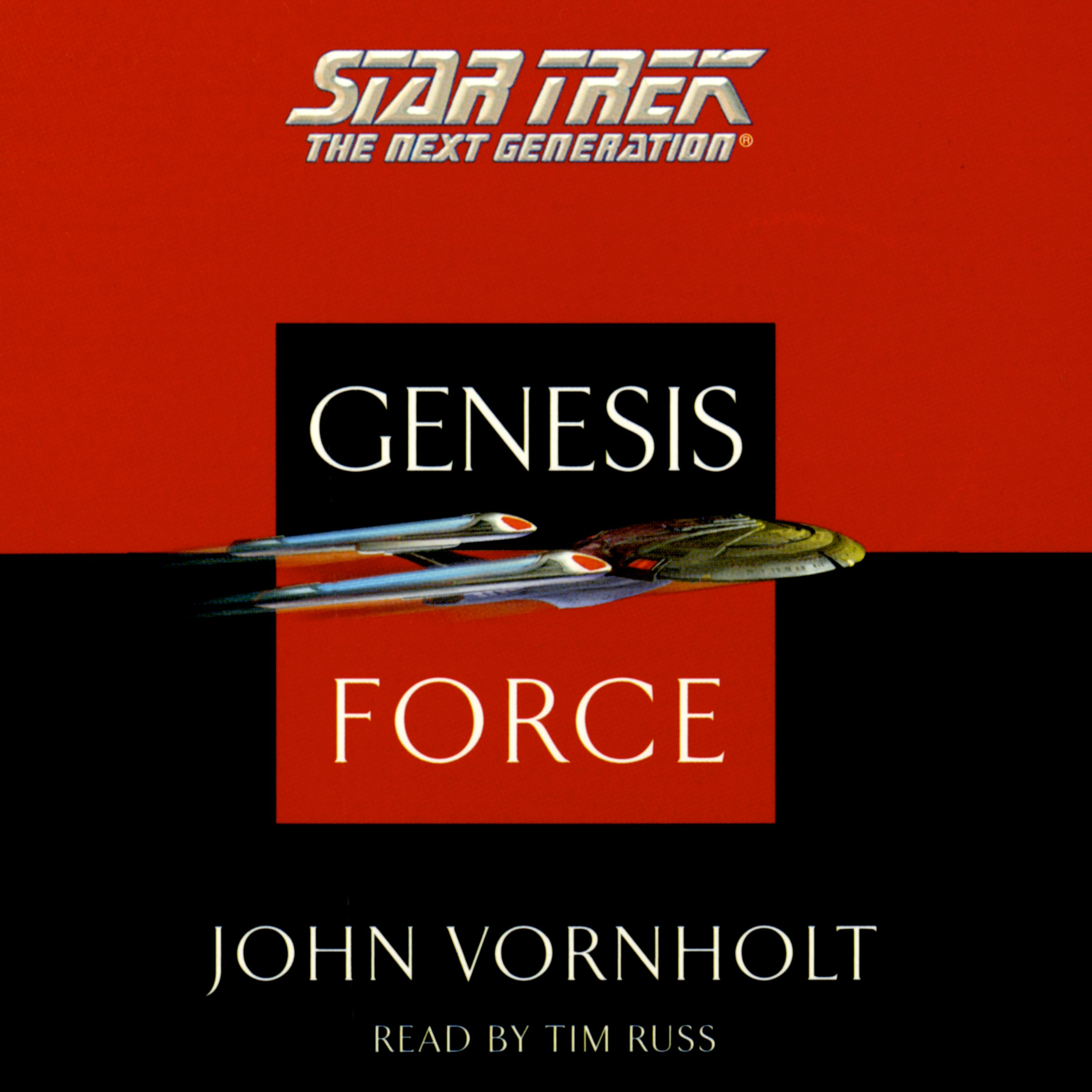 Star trek the next generation the genesis force 9781442368378 hr