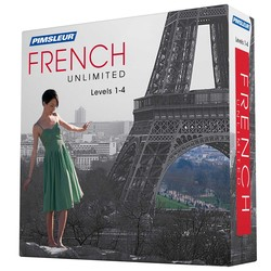 Pimsleur French Levels 1-4 Unlimited Software