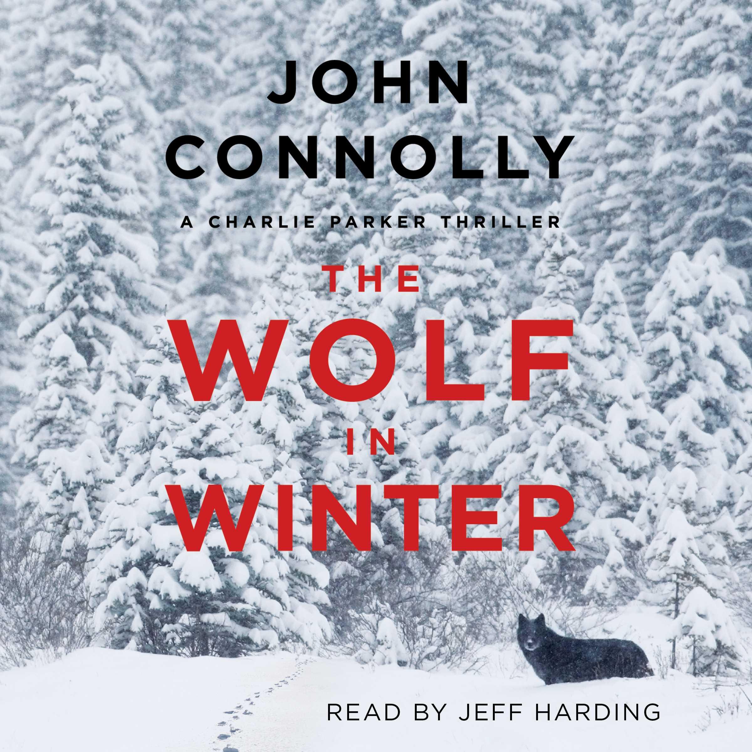 Wolf in winter 9781442369740 hr