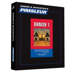 Pimsleur Danish Level 1 CD